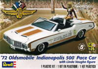 72 Olds Indy Pace Car figure