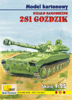 Self-propelled Gun 2S1 Gozdzik