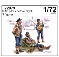 RAF pilots before flight - Image 1