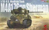 U.S. Medium Tank M4A1 76mm Sherman