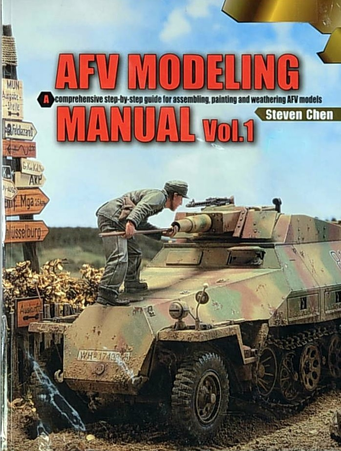 AFV Modelling Manual vol.1 - Image 1