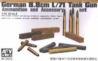 8.8cm L/71 Ammunition  and Accessories