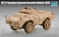 M1117 Guard Armored Security Vehicle (ASV)