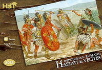 Republican Romans - Hastati and Velites. - Image 1