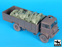Bedford QLT troop carrier accessories set for IBG Models - Image 1