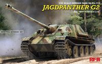 Jagdpanther G2 with full interior & workable track links