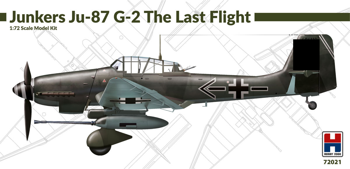 Junkers Ju-87 G-2 The Last Flight - Image 1