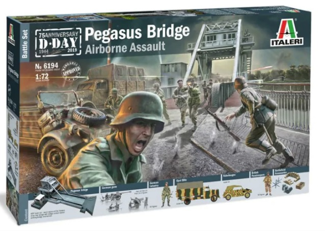 75th D-Day Pegasus Bridge - Airborne Assault - Image 1