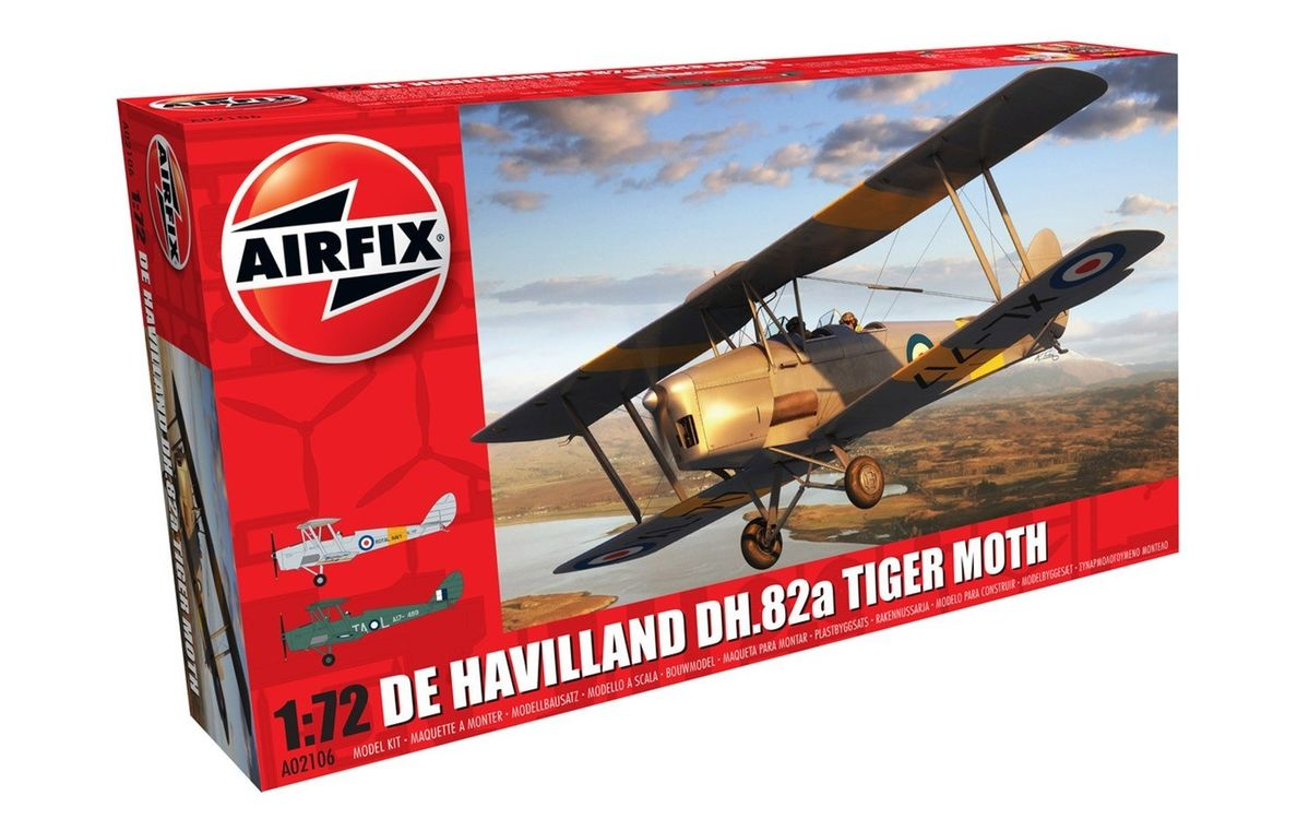 de Havilland DH.82a Tiger Moth - Image 1