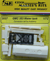 GMC 353 Water  tank conversion set for ACADEMY - Image 1