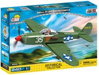 Cobi Small Army Bell P-39 Airacobra
