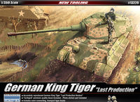 German King Tiger [Last Production]