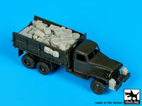GMC 353 accessories set for Academy - Image 1