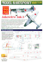 JAK-3 Russian fighter
