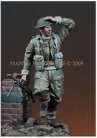 British Infantryman  Europe 1944-45