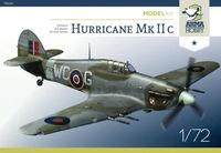 Hurricane Mk IIc Model Kit - Image 1
