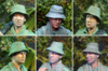 Australian Heads Vietnam - Bush Hats