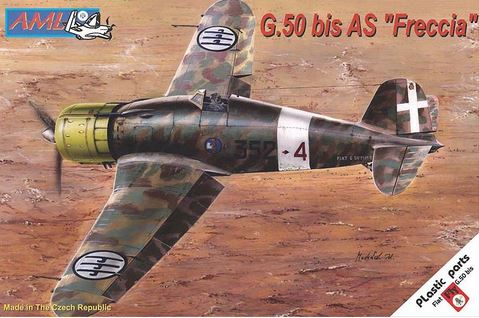 "Fiat G.50 bis AS""Freccia""- Limited Edition - Image 1"