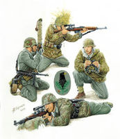German sniper team - Image 1