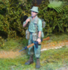 Aust Radio Operator (multipose set)