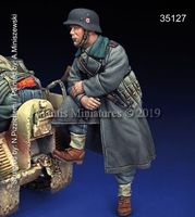 German Soldier (Late War)