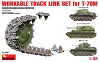 Workable Track Link Set for T-70M - Image 1