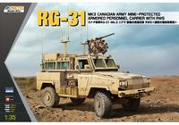 RG-31 MK3 Canadian Army Mine-Protected Armored Personnel Carrier with RWS - Image 1