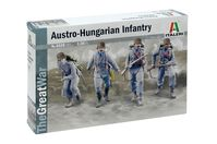 WWI Austrian-Hungarian Infantry - Image 1