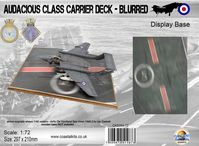 Audacious Class Carrier Deck - Blurred 297 x 210mm