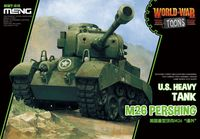 World War Toons U.S.Heavy Tank M26 Pershing - Image 1
