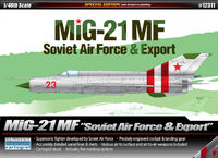 """MiG-21MF"" Soviet Air Force & Export"