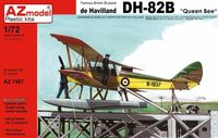 "De Havilland DH.82B ""Queen Bee"" - Image 1"