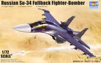 Su-34 Fullback fighter-bomber