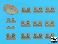 T 3485 factory 122 model 1945 conversion set for Trumpeter - Image 1
