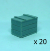 Shipping crates type 1