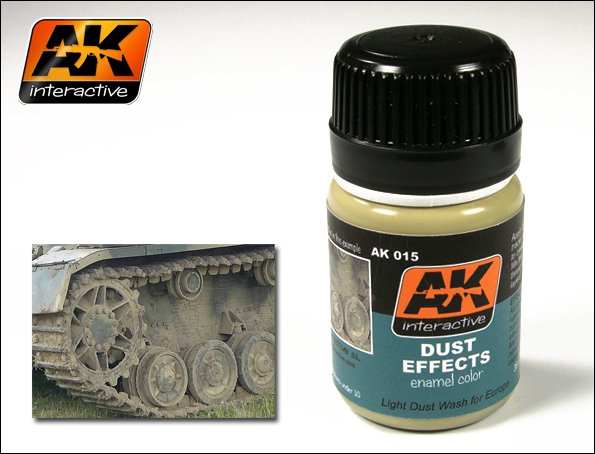 AK 015 DUST EFFECTS - Image 1