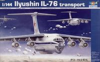 ILYUSHIN IL-76 transport